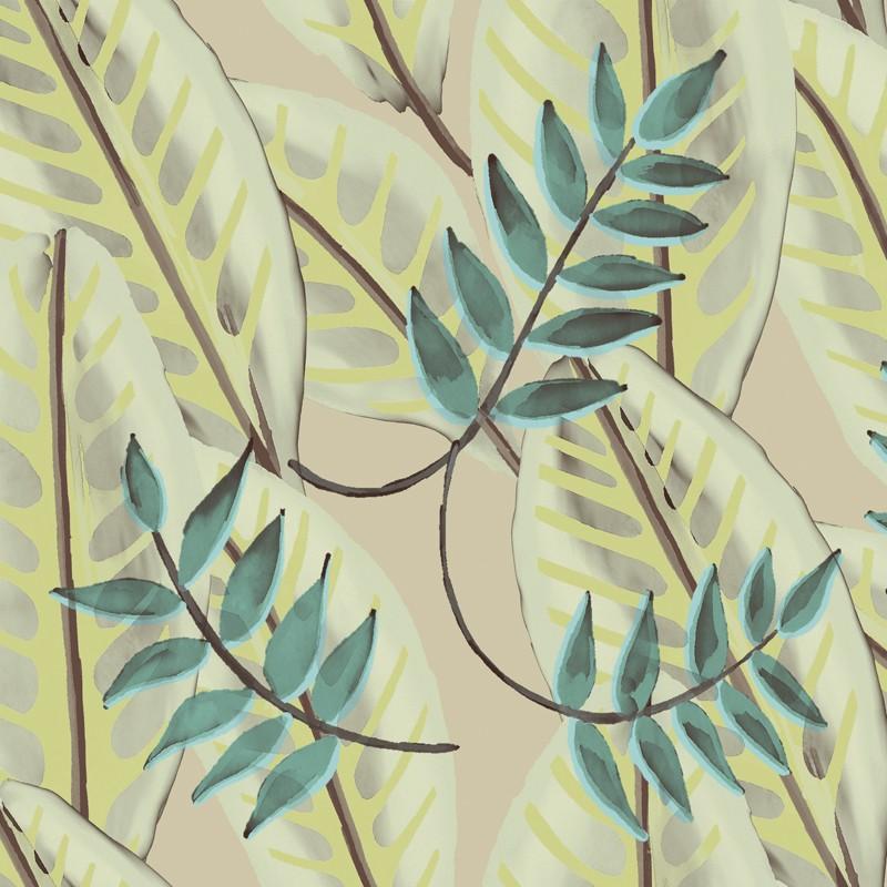 Papel pintado Flower power Alocasia TP 302 04