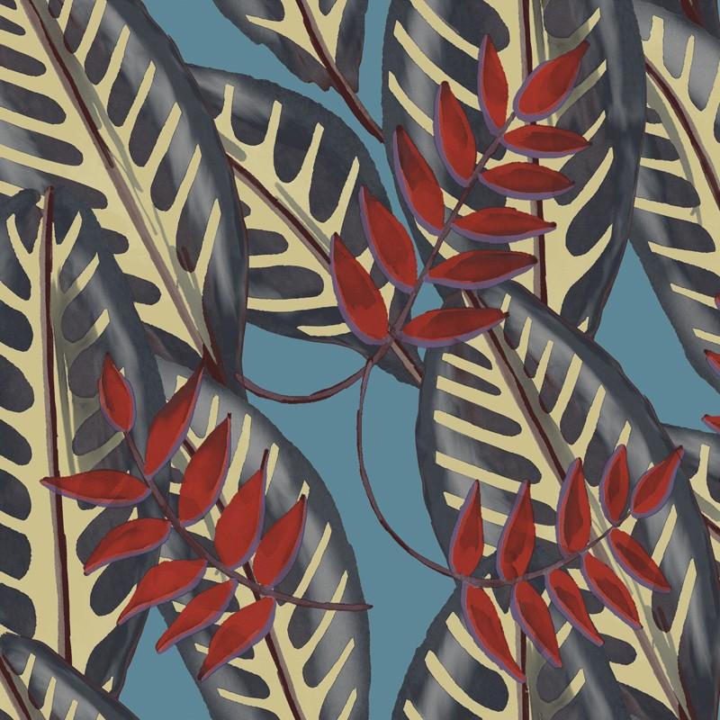 Papel pintado Flower power Alocasia TP 302 05