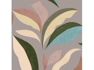 Papel pintado Flower power Nid d'oiseau TP 300 06