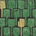 Initiation Totem TP 310 03 Papel pintado