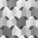 Kubic 012-KUB Papel pintado Unipaper