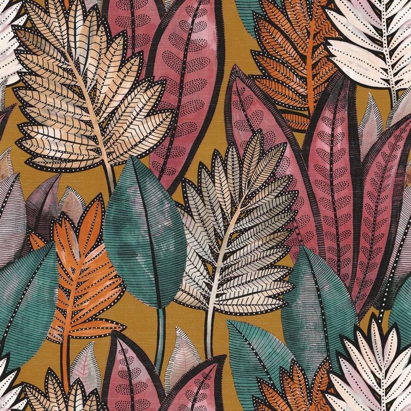 Papel pintado Casamance Manille Sabal 74680366