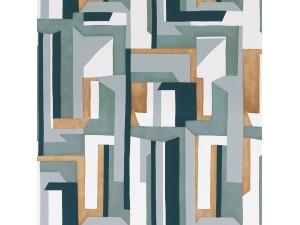 Papel pintado Casamance Misura Jazz 74481352