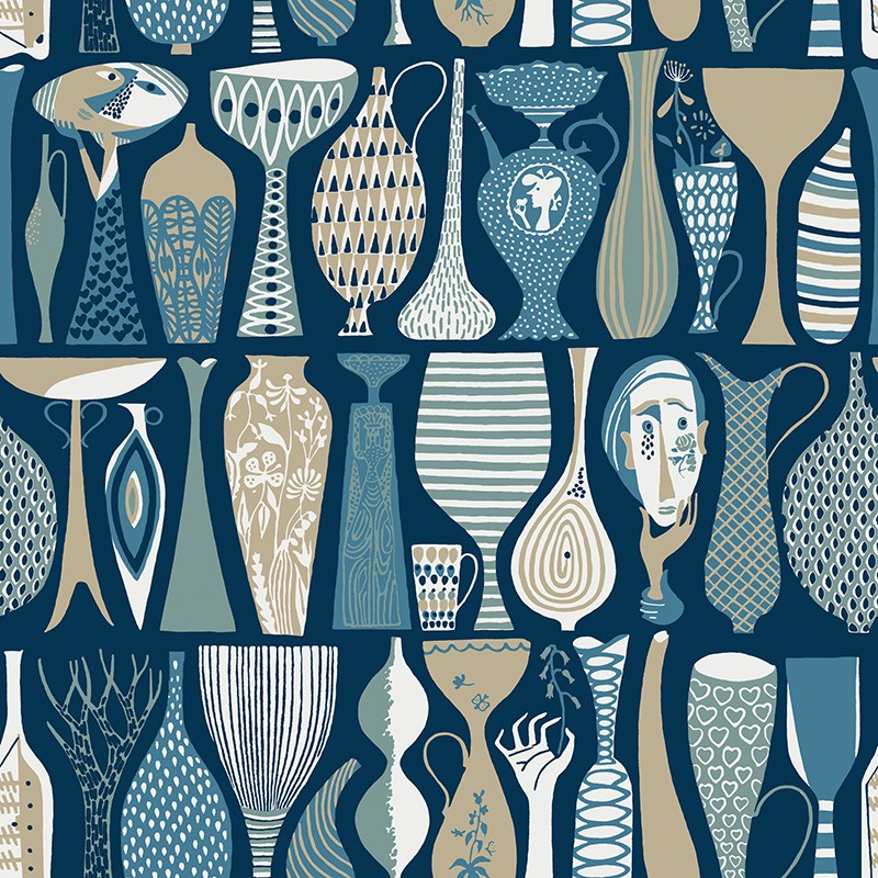 Papel Pintado Scandinavian Designers II  1759