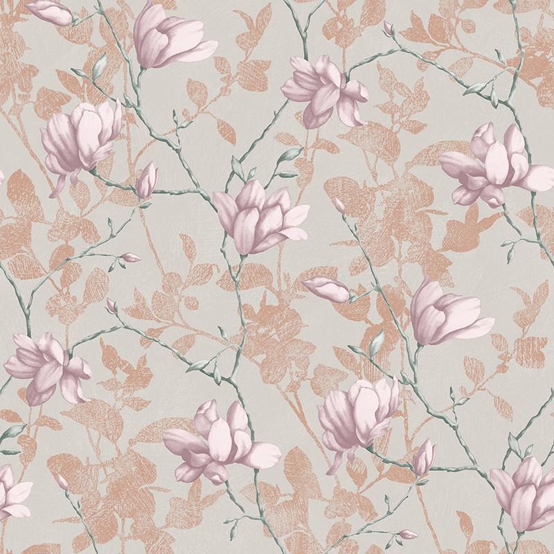 Papel Pintado Prairie Rose In Bloom 7230