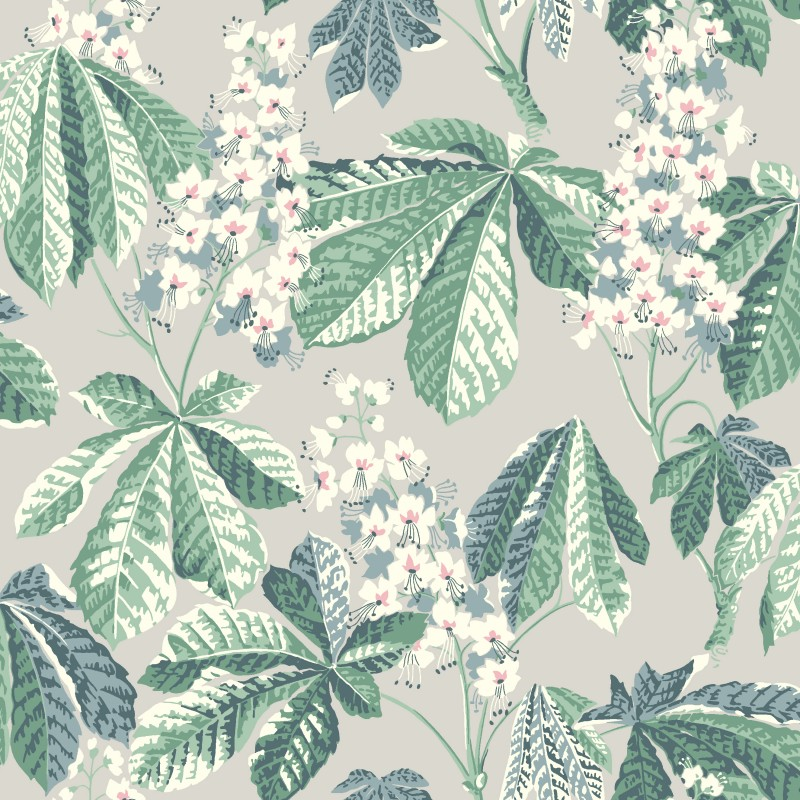 Papel Pintado Thistle In Bloom 7202