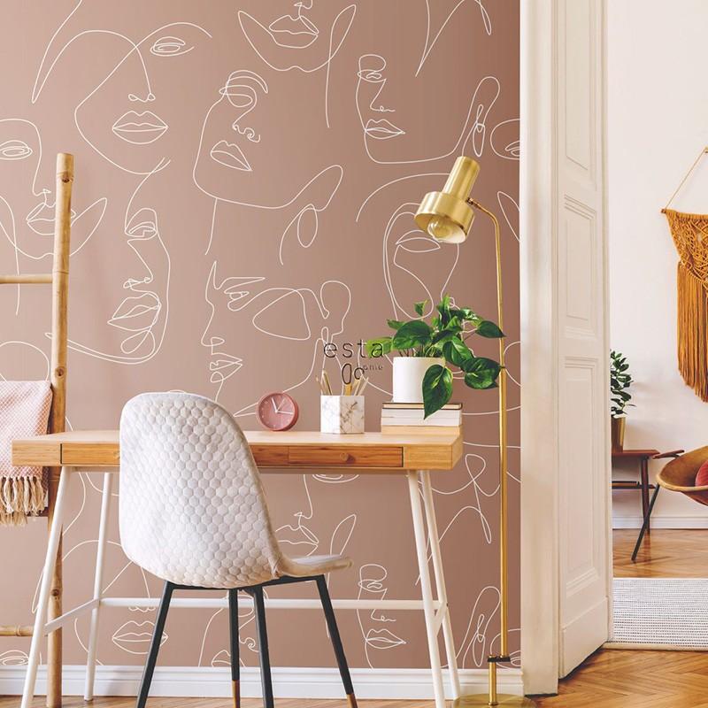 Mural ESTAhome Art Decó 156-158960