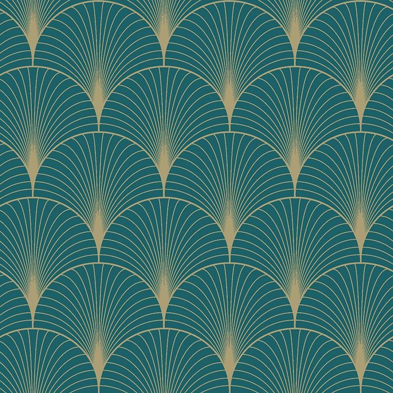 Papel pintado ESTAhome Art Decó 156-139230