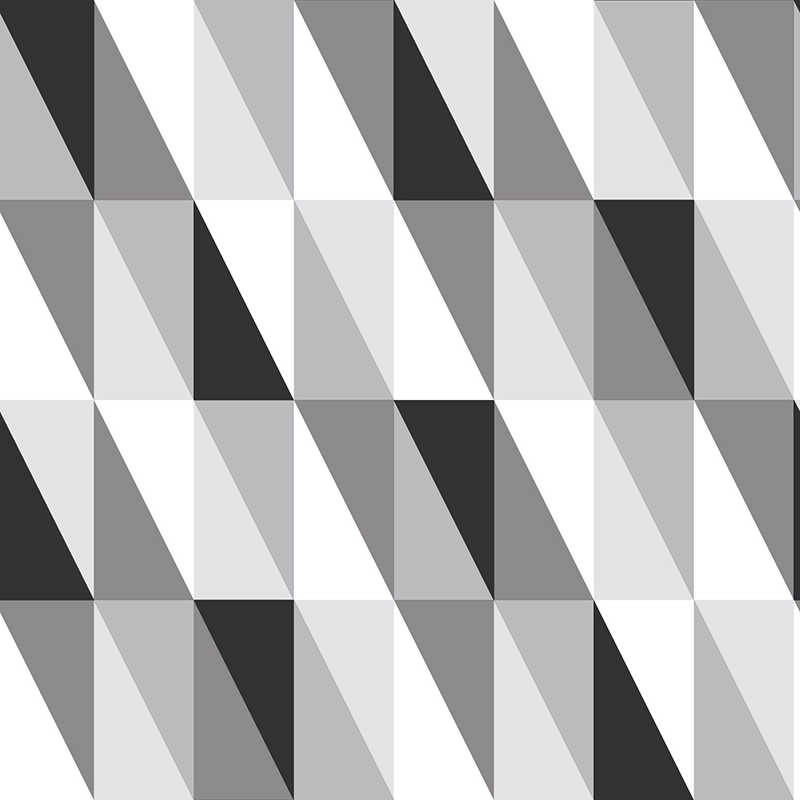 Black & White ESTAhome Papel pintado 139121