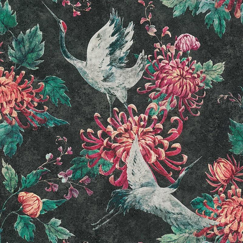 Papel pintado As Creation Asian Fusion 37464-3
