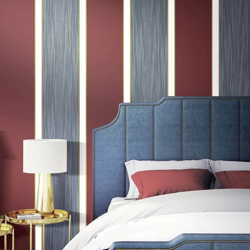 15008 Stripes Papel pintado Unipaper