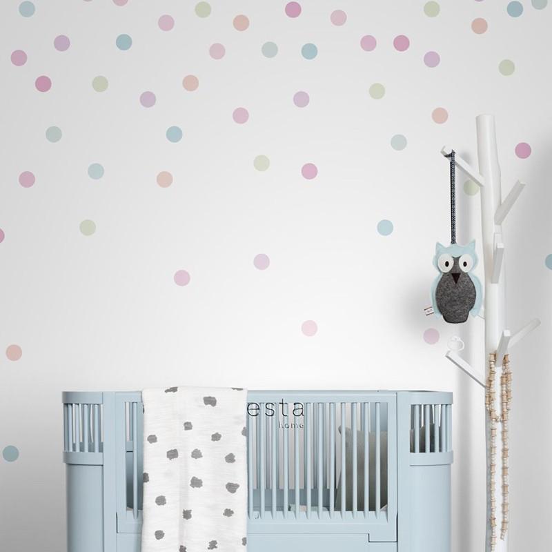Mural infantil ESTAhome Let's Play!  153-158931