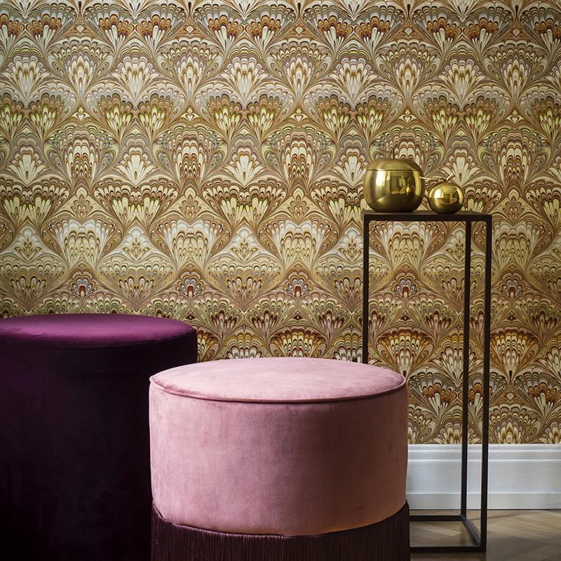 Lounge Luxe Engblad & Co Papel Pintado 6387