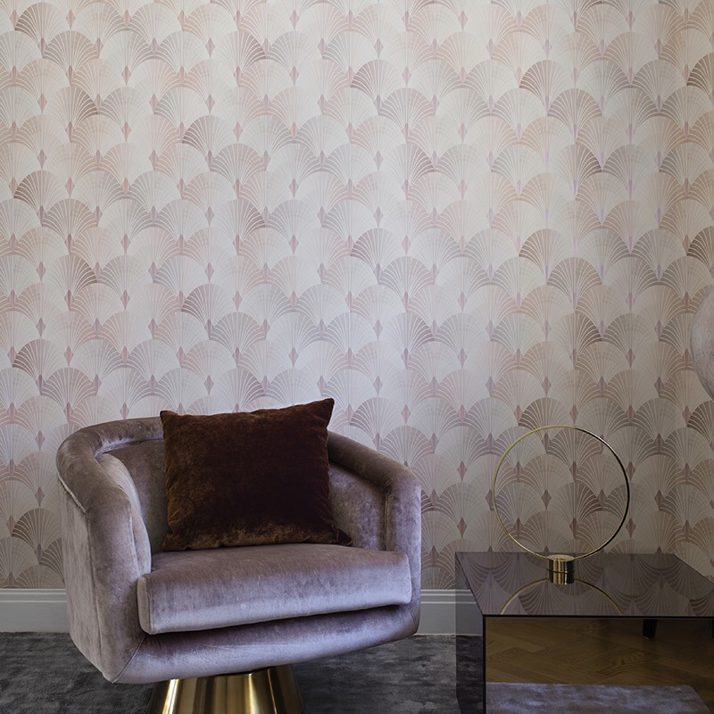 Lounge Luxe Engblad & Co Papel Pintado 6366