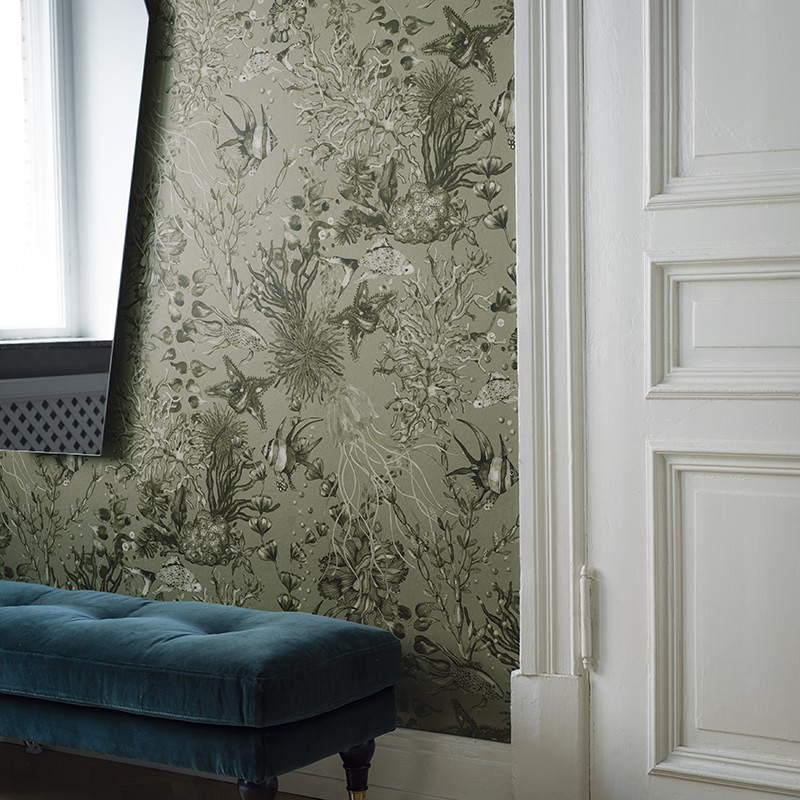 Lounge Luxe Engblad & Co Papel Pintado 6390