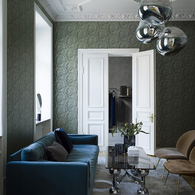 Lounge Luxe Engblad & Co Papel Pintado 6378