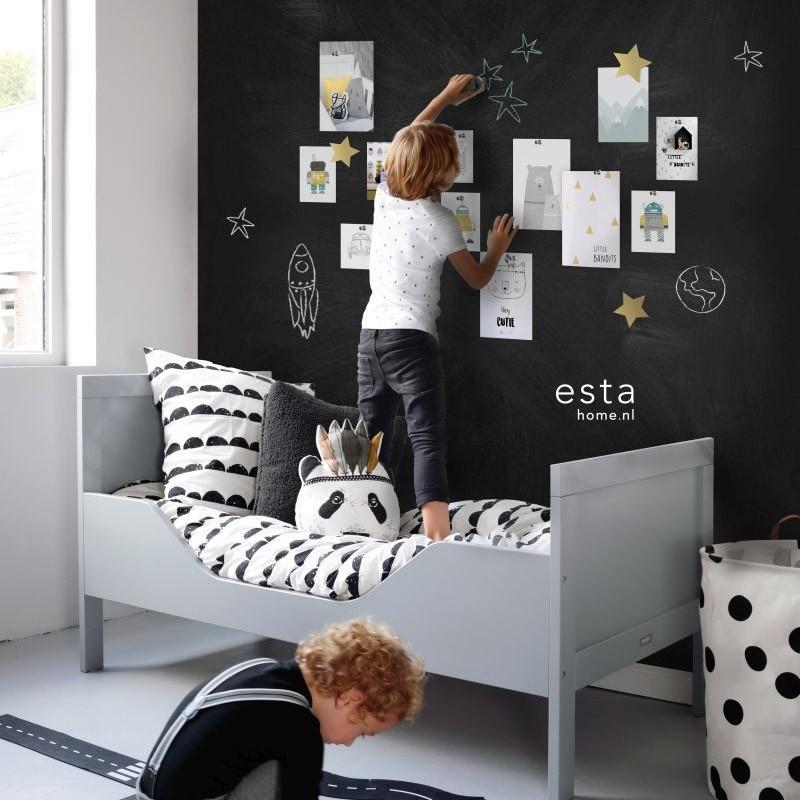 Papel Pizarra infantil ESTAhome Let's Play! 153-155002