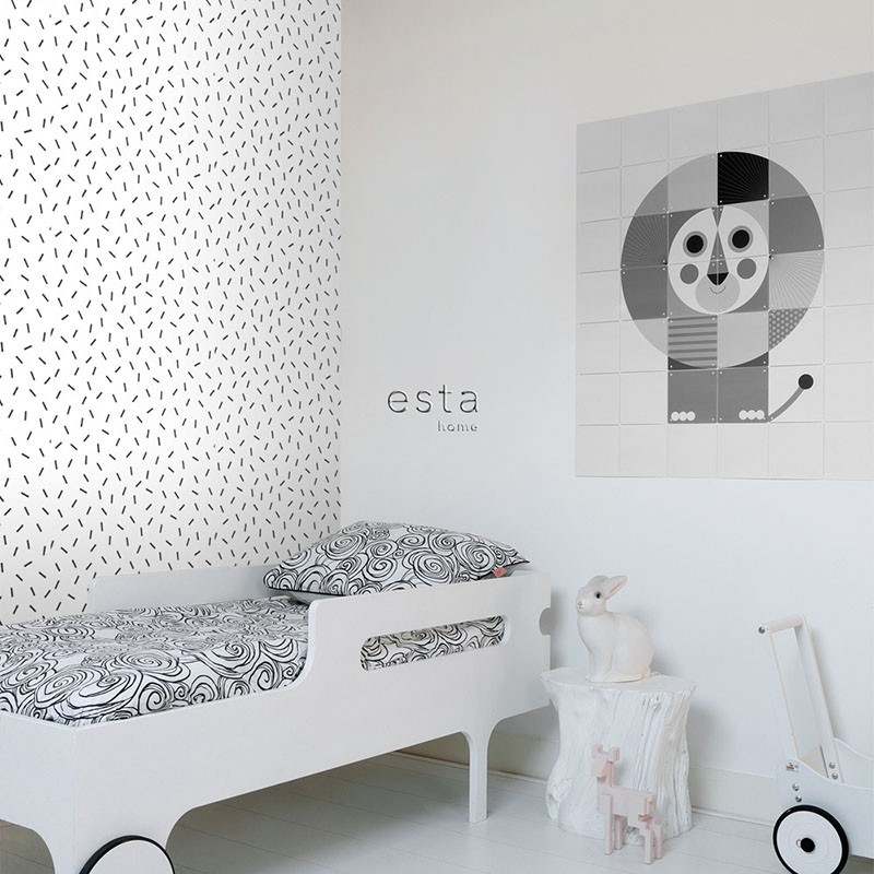 Papel Pintado infantil ESTAhome Let's Play! 153-139064