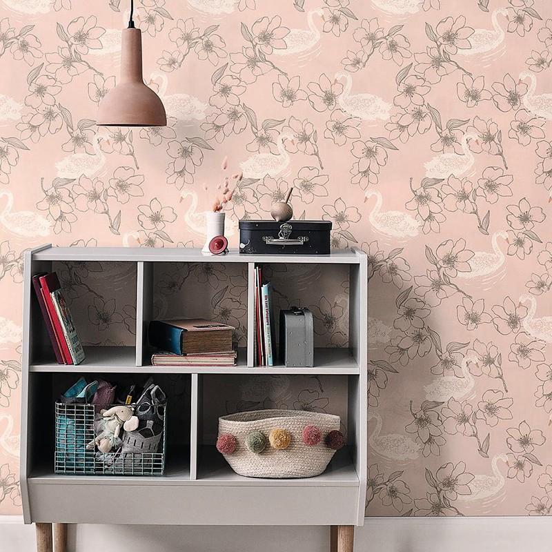 Papel Pintado Fiona Walldesign No Limits Swan 640819