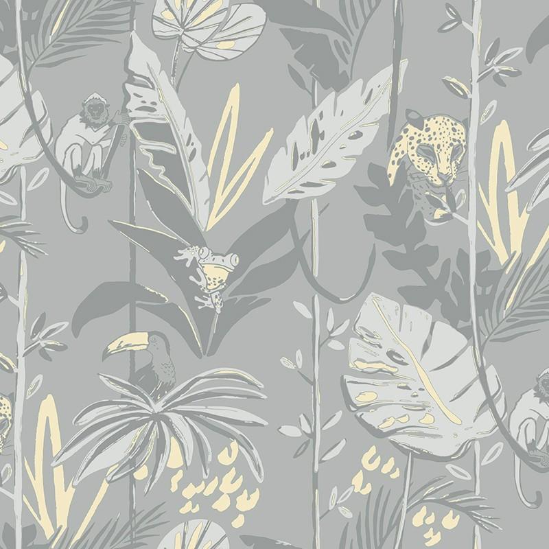 Papel Pintado Fiona Walldesign No Limits In the Jungle 640510