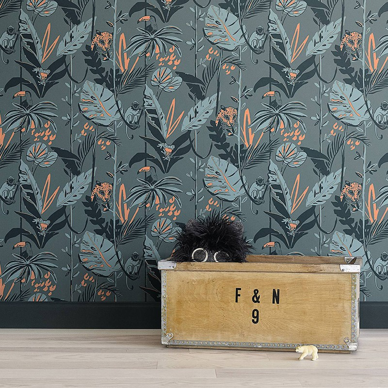 Papel Pintado Fiona Walldesign No Limits In the Jungle 640512