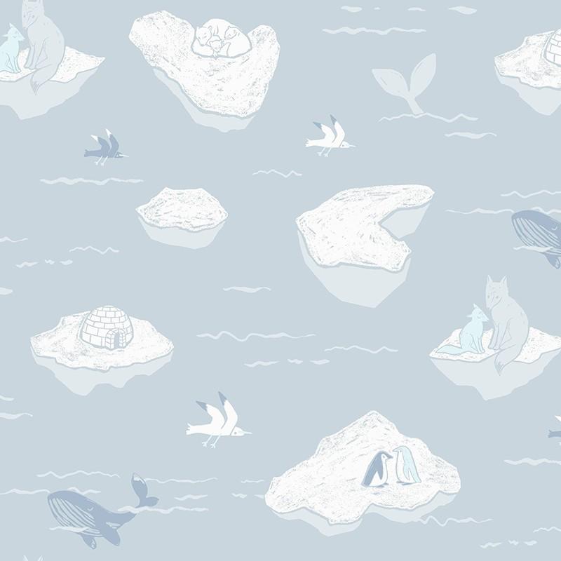 Papel Pintado Fiona Walldesign No Limits Arctic 640306
