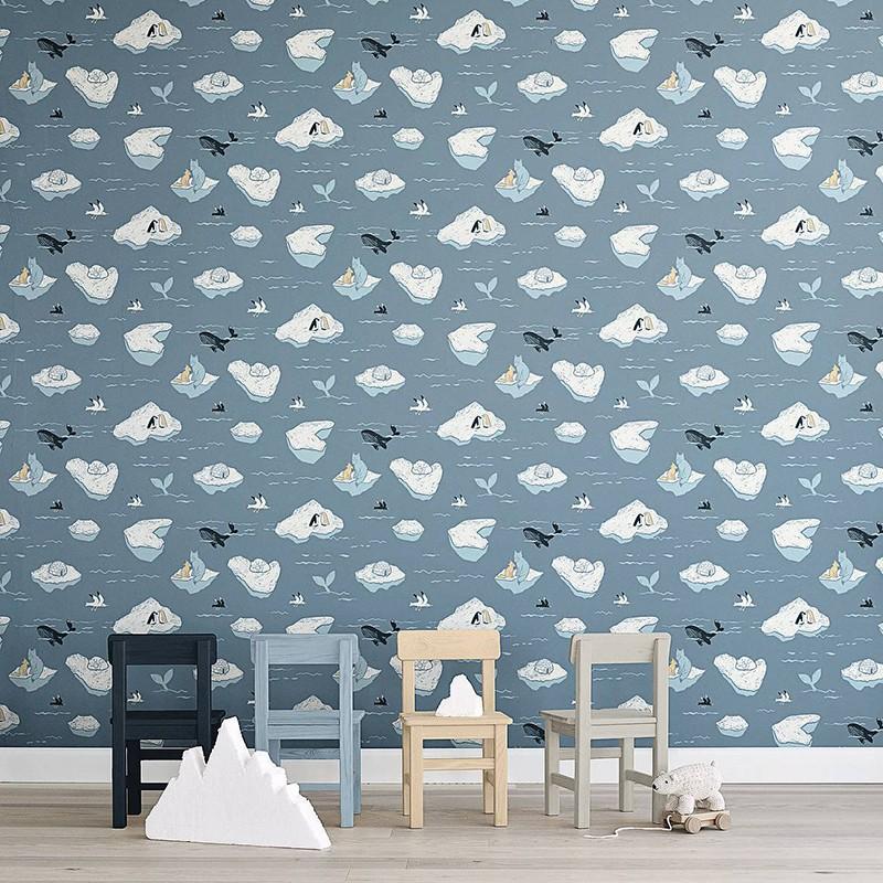 Papel Pintado Fiona Walldesign No Limits Arctic 640307
