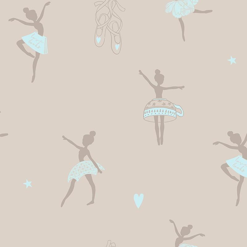 Papel Pintado Fiona Walldesign No Limits Ballerina 640717
