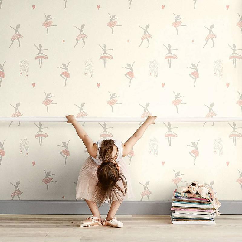 Papel Pintado Fiona Walldesign No Limits Ballerina 640716