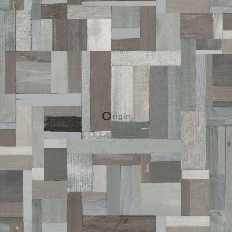 Papel Pintado Origin Matières Wood 348-337223