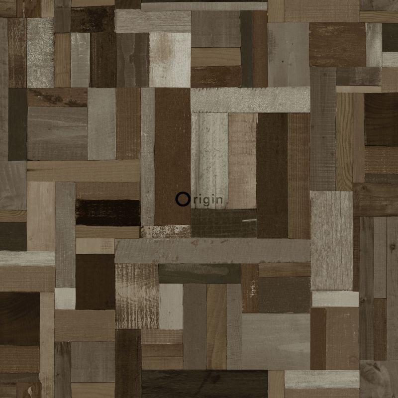 Papel Pintado Origin Matières Wood 348-337221