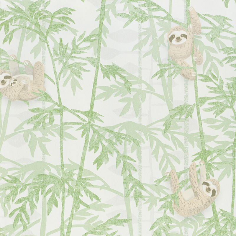 Papel pintado La Maison Yoohoo Hanging In There YOH712