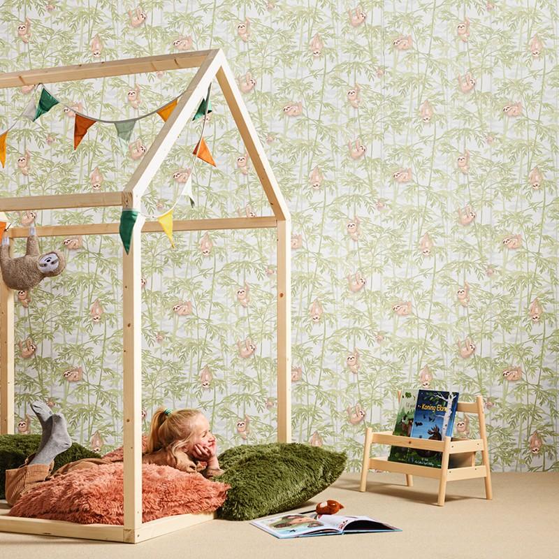 Papel pintado La Maison Yoohoo Hanging In There YOH711