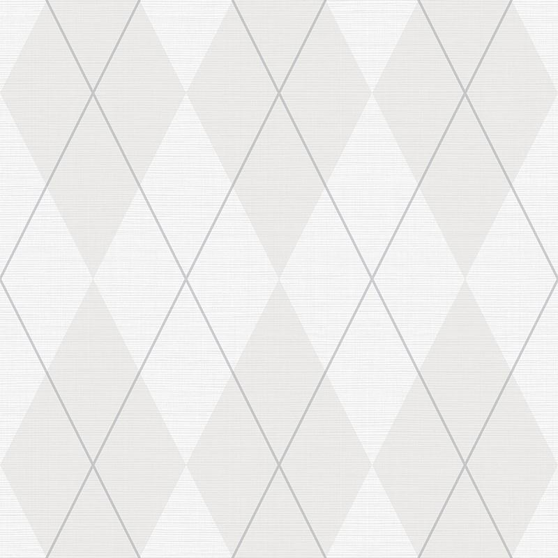Papel pintado Wallquest Navy, grey & white BL72010