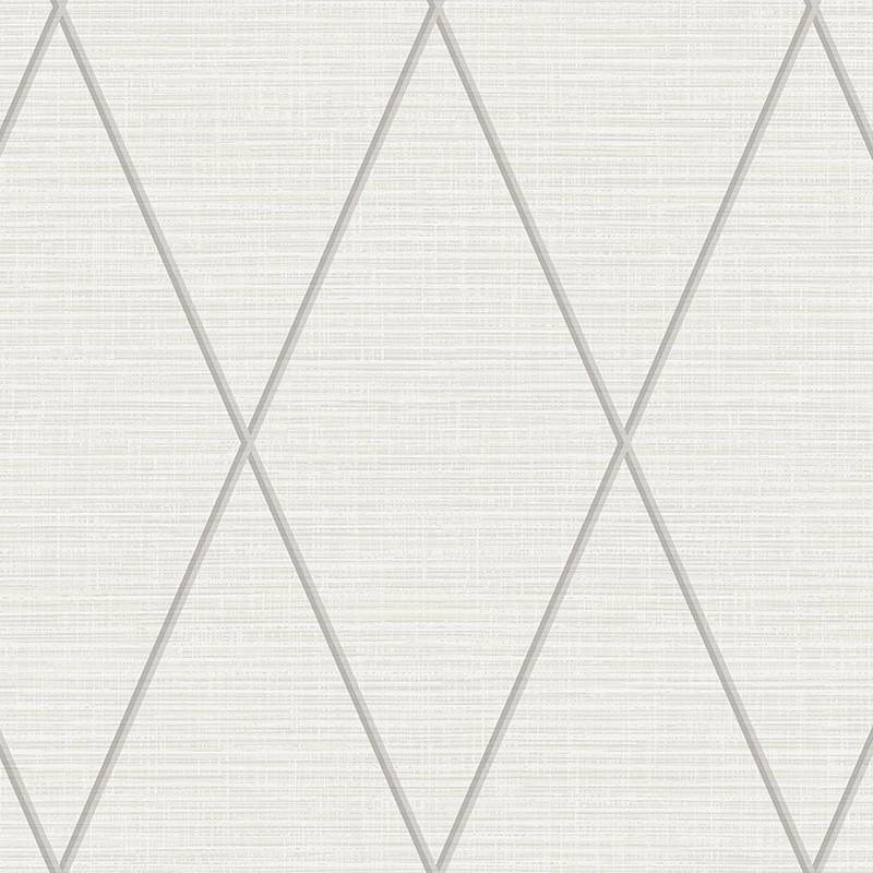 Papel pintado Wallquest Navy, grey & white BL71800