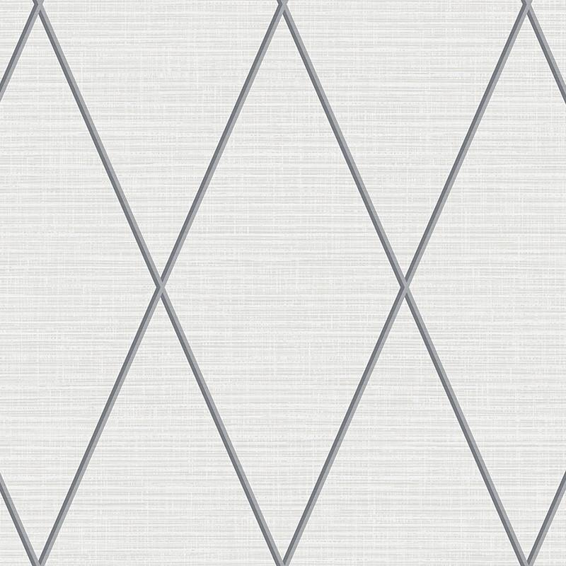 Papel pintado Wallquest Navy, grey & white BL71808