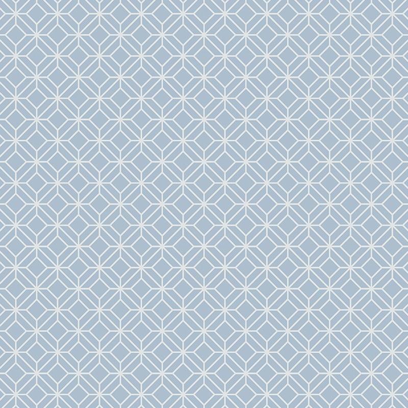 Papel pintado Wallquest Navy, grey & white BL71222