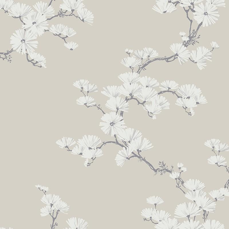 Papel pintado Wallquest Navy, grey & white BL70500