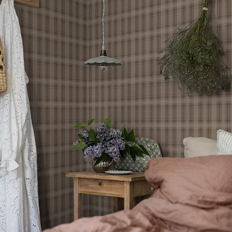 Papel pintado Cottage Garden Tailor's Tweed 3579