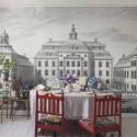 Löfstad Slott 657-31 Sandberg Mural