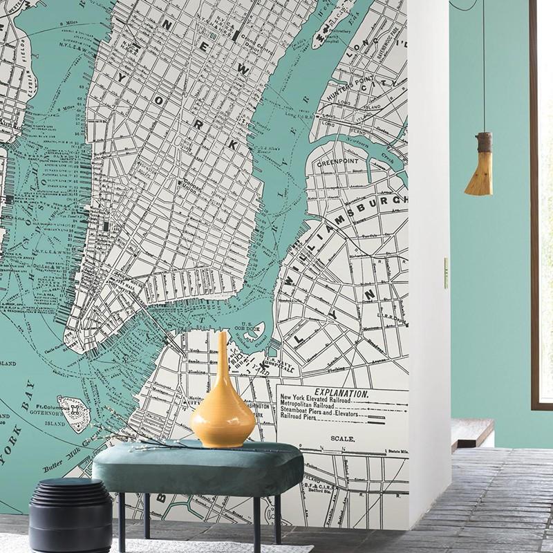 Mural decorativo Casadeco Beauty Full New York City BFIM85056127