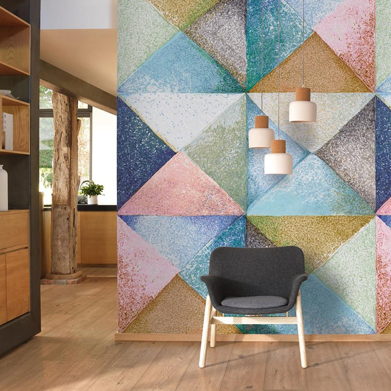 Mural Casadeco Beauty Full Image Chalky Effect BFIM84882401