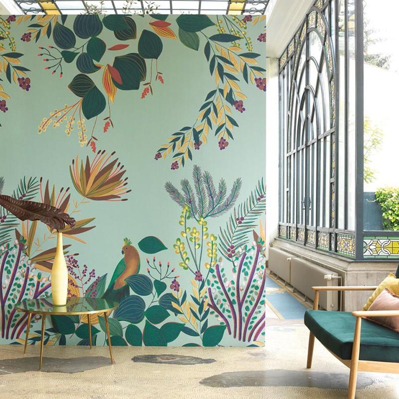 Mural Casadeco Beauty Full Image Cockatoo Island BFI101517209