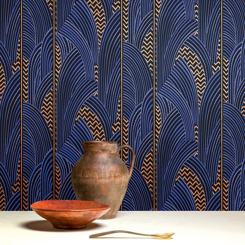 Papel pintado Khroma Agathe Indra AGA102
