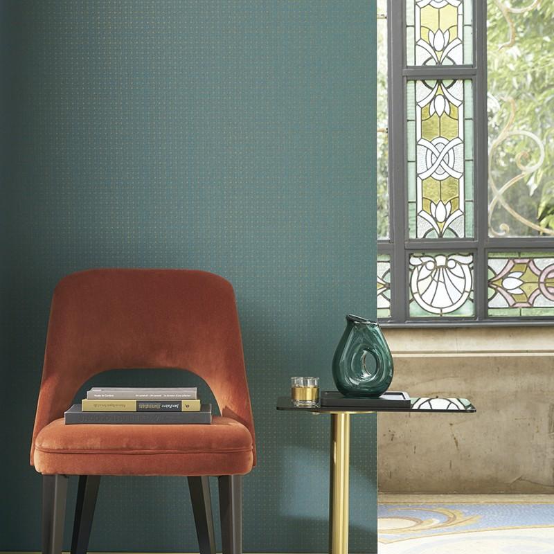 Papel pintado Casamance Portfolio Graphite 73980560