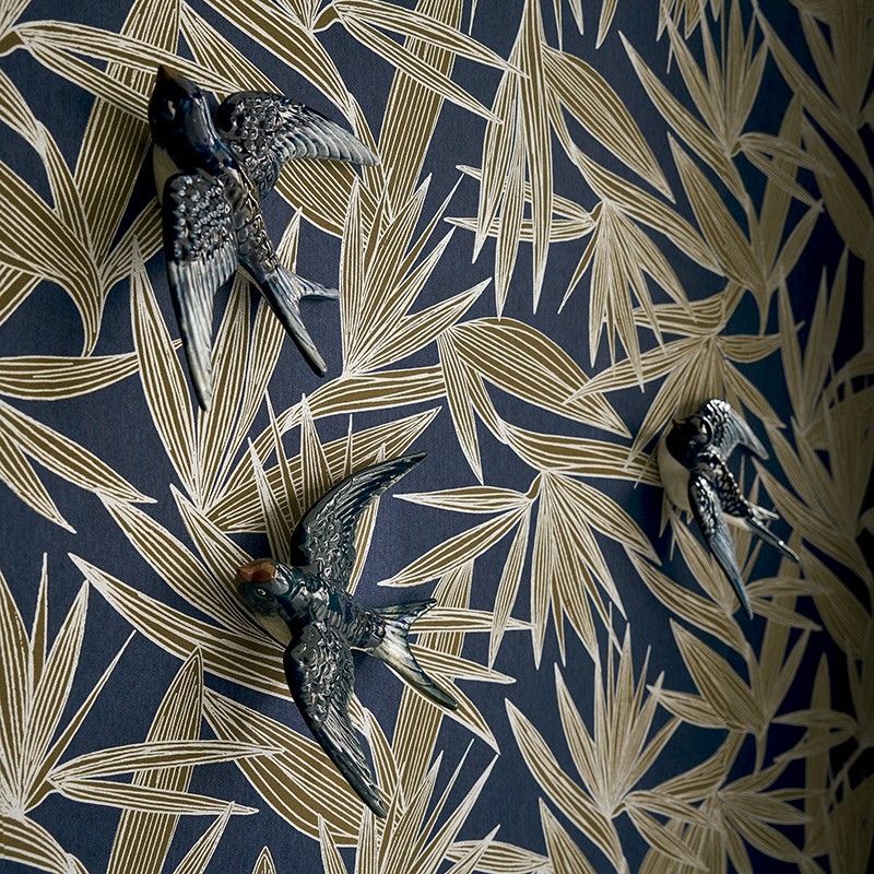 Papel pintado Casamance Portfolio Alizarine 73960446
