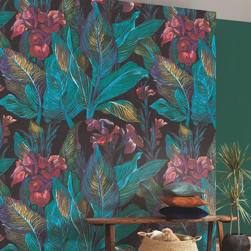 Mural Casadeco Botanica Iris BOTA85957249