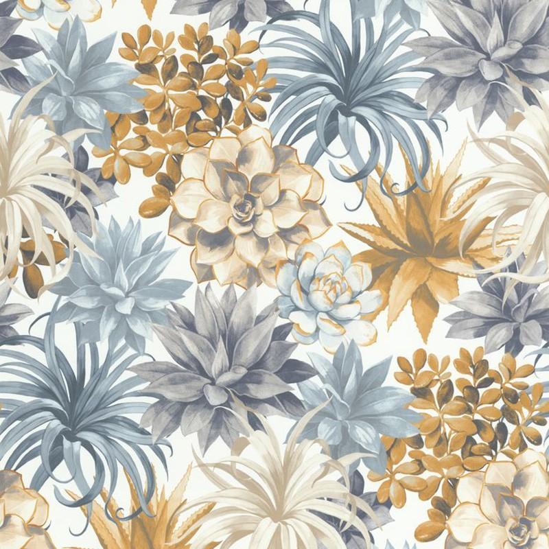 Papel pintado Casadeco Botanica Echeveria BOTA85911389