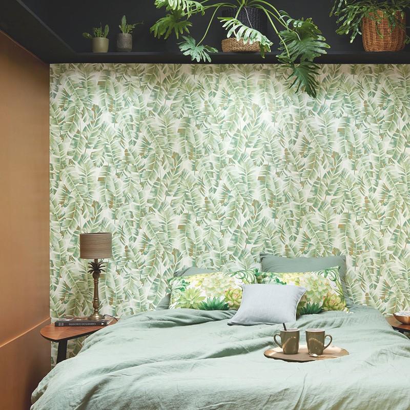 Papel pintado Casadeco Botanica Folium BOTA85947340