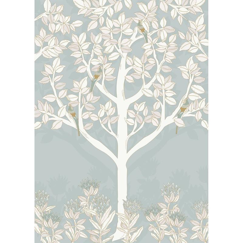 Mural Caselio Dream Garden Fastination DGN102366003